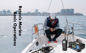 The Basics Operation of VHF Marine Radio doloremque