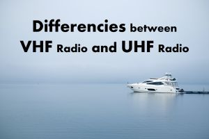 What are the differency between VHF and UHF radios? doloremque